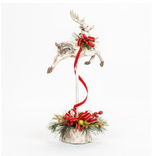 Traditional Holiday Decorations by FineStems