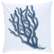 Tropical Decorative Pillows by Allem Studio