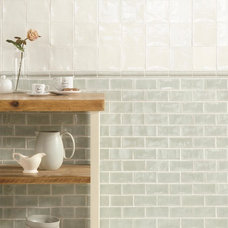 Contemporary Tile by The Winchester Tile Company