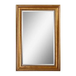 Uttermost - Uttermost 14200 Bernia Gold Mirror - Uttermost 14200 Bernia Gold Mirror