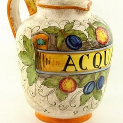 Artistica - Hand Made in Italy - RUSTICA: Acqua (Water) Jug (Small) - The Rustica Collection