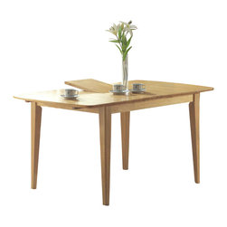 Transitional coffee tables houzz for Dining room tables 38 inches wide