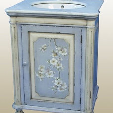 Traditional Bathroom Vanities And Sink Consoles by uniquechicfurniture.co.uk
