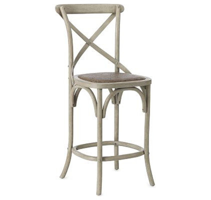 traditional bar stools and counter stools by Williams-Sonoma Home