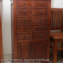 Simple small drawer - Djati Makmur Agung