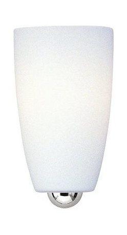 LBL Lighting - LBL Lighting Athena Wall 60W 1 Light Wall Sconce - LBL Lighting Athena Wall 60W 1 Light Wall SconceAdd a sleek modern style to any room with this stunning wall washer featuring a rounded opal shade with solid brass accents available in multiple finishes. The included 60 watt G9 base halogen lamp provides ample lighting for any setting.LBL Lighting Athena Wall 60W Features: