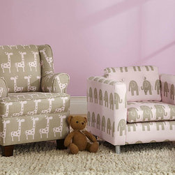 Children's Custom Headboards, Chairs, Benches & Ottomans -