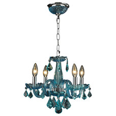 Traditional Chandeliers by Worldwide Lighting Corporation