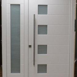 Modern Exterior Door Model 046 - Modern Home Luxury