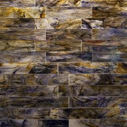 Hirsch glass tile Raw Elegance. Color Ravishing -