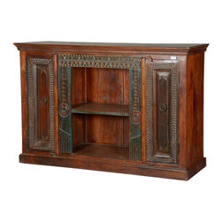 Shop Reclaimed Wood Media Console Products on Houzz