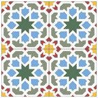 Morisco - 8x8 Cement Tile