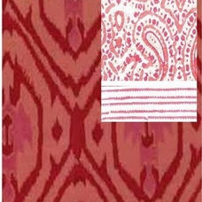 Décor etc.: IKAT Fabrics For Fall-!!