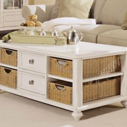Big Wicker Storage Baskets Coffee Tables Find Coffee And Cocktail Tables Online