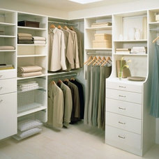 Contemporary Closet by California Closets - Albany