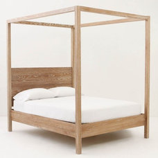 Rustic Canopy Beds by Anthropologie