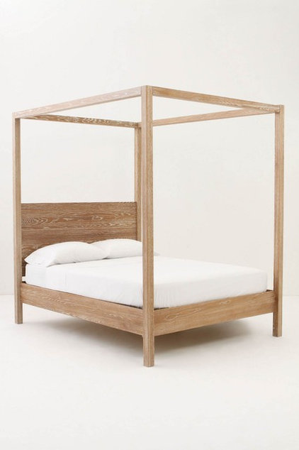 modern beds by Anthropologie