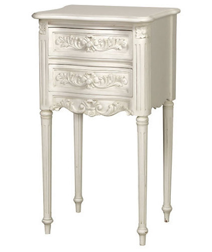 traditional nightstands and bedside tables by The French Bedroom Company
