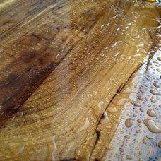 Eclectic Hardwood Flooring by simpleFLOORS Houston