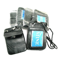 Belle Fashion - Twelve Piece Set of 5 Inch Black Name Tag and Credit Card Holder - This gorgeous Twelve Piece Set of 5 Inch Black Name Tag and Credit Card Holder has the finest details and highest quality you will find anywhere! Twelve Piece Set of 5 Inch Black Name Tag and Credit Card Holder is truly remarkable.