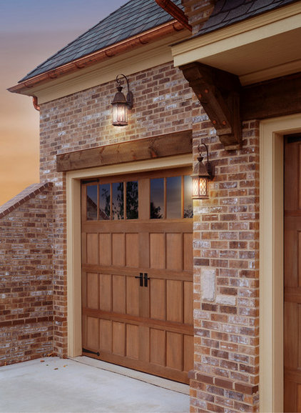 Traditional Garage Doors And Openers by Hollywood Crawford Door Company