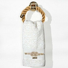 Traditional Towel Rings by Nautical Luxuries