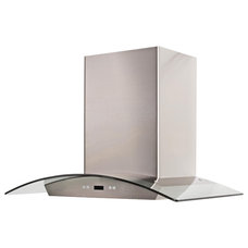 Modern Range Hoods And Vents by PoshHaus