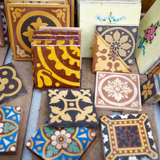 Traditional Wall And Floor Tile by Masco Architectural Salvage