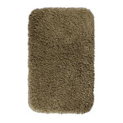 "Garland Rug - Bath Mat: Accent Rug: Serendipity Taupe 24"" x 40"" Bathroom - Shop for Flooring at The Home Depot. This heavyweight shag bath rug will fit easily into any bathroom decor. Serendipity is made with 100% Nylon for superior softness and colorfastness. And is proudly made in the USA.."