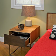 Contemporary Nightstands And Bedside Tables by Bob Greenspan Photography