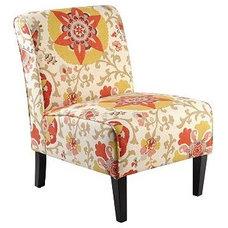 Mediterranean Living Room Chairs by Kirkland's