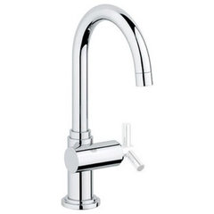 contemporary kitchen faucets by Rebekah Zaveloff