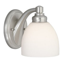 Vaxcel Lighting - Stockholm 1L Wall Light - Vaxcel Lighting products are highly detailed and meticulously finished by some of the best craftsmen in the business.