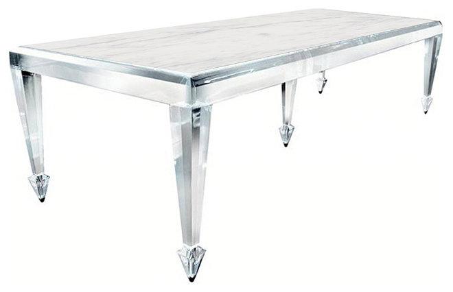 Modern Dining Tables by Craig Van Den Brulle