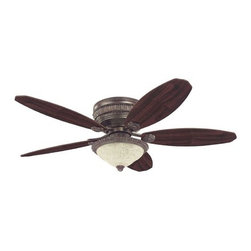 "Hunter Fan 28419 St. Michaels Fan With Light - Get 10% discount on your first order. Coupon code: ""houzz"". Order today."