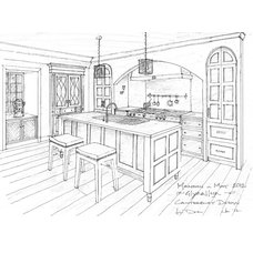 Traditional  by Canterbury Design Kitchen Interiors