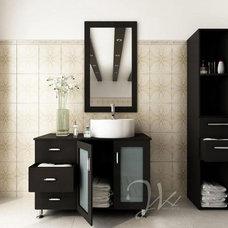 Bathroom Vanities And Sink Consoles  Bathroom Vanities And Sink Consoles