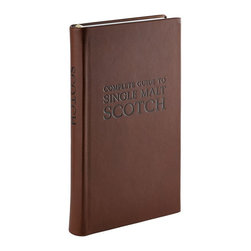 The Scotch Book Traditional Brown - The Complete Guide to Single Malt Scotch.