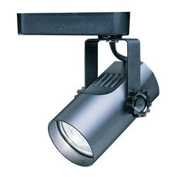 """WAC Lighting - WAC Lighting HHT-007 Low Voltage Track Heads Compatible with Halo Systems - 50W Single light track head for use with """"H"""" type connector. Equipped with a self contained electronic transformer. Available on 6"""", 12"""", 18"""", 36"""" or 48"""" inch extension rods (sold separately)."""