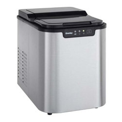 Danby - 25 Lb. Portable Ice Maker - -Can produce up to 25 lbs (12 kg) of ice a day and store 2