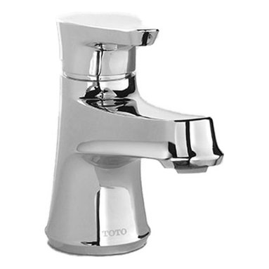 "Toto - Toto TL230SD#CP Wyeth Single-Handle Lavatory Faucet - Toto's TL230SD#CP is a Wyeth Single-Handle Lavatory Faucet from the Wyeth series, and it comes with a beautiful Polished Chrome finish. This single-handled lavatory faucet features a WaterSense certified 1.5 GPM flow rate, a lever handle, a solid brass construction, a pivoting aerator, a ceramic disc valve cartridge, an accommodating 6"" to 12"" spread, a 3/8"" connection, a metal pop-up drain assembly, and is ADA and CalGreen compliant."