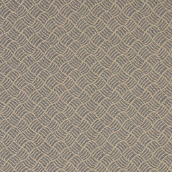 Beige And Blue Geometric Heavy Duty Crypton Fabric By The Yard - P6267 is a woven crypton fabric. This material is breathable, stain, bacteria, moisture and abrasion resistant. Stains like blood and urine are easily removable with water and mild soap.