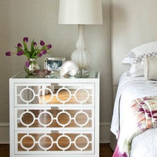 Traditional Side Tables And End Tables by Glam Furniture LLC