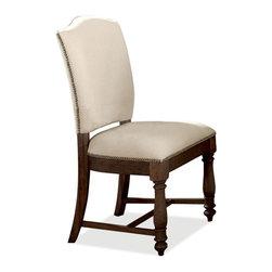Riverside Furniture - Castlewood Upholstered Side Chair - Set of 2 - Set of 2.