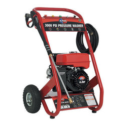 Steele Products - 3000 Psi 6.5Hp Gas Pressure Washer - FEATURES