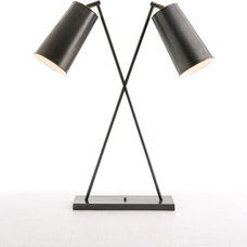 Modern Desk Lamps by PLANTATION