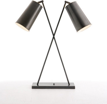 modern table lamps by PLANTATION