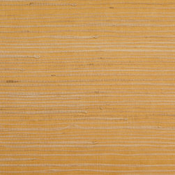 BN Wallcoverings - GPW03-1015 Grasscloth- Sample - Grasscloth wallpaper is a unique fibrous material made from natural grasses. Grown tall, then dried, strung and woven together, this textured wallcovering is a great way to add an interesting eco-friendly backdrop to any room! Please note that due to the exclusive use of natural materials processed almost entirely by hand, certain distinguishing and enhancing imperfections and color shades are an integral part of the impression of these wallcoverings.