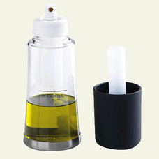 Contemporary Oil And Vinegar Dispensers by Reuseit