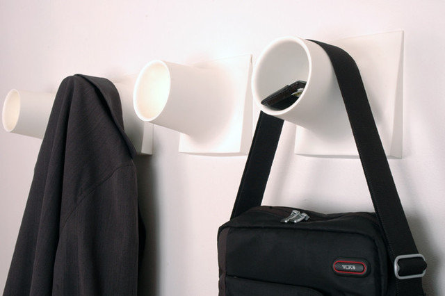 Contemporary Hooks And Hangers by Materious